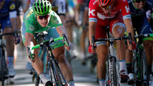 Peter Sagan sets green jersey record