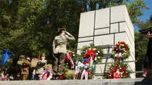 Gedenken an Opfer des Faschismus in Kalište
