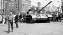 49-я годовщина вторжения войск Варшавского договора в Чехословакию