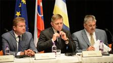 Правительство СР провело заседание в проблемном регионе Требишов