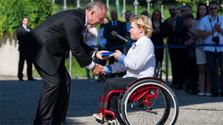 Paralympiques : les athlètes slovaques prêtent serment