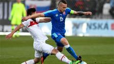 Успех словацких молодых футболистов
