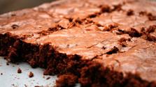 Bezlepkové čokoládové brownies