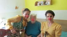 Úsmev a smiech liečia aj v seniorskom veku