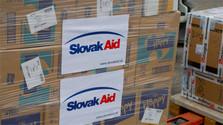 Posielame humanitárnu pomoc do Iraku