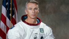 Gene Cernan: the last man on the moon