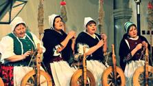 Klenotnica ľudovej hudby - Kúdeľná izba vo Východnej