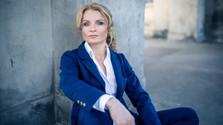 Mezzosopranistin Jana Kurucová