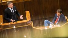 Oposición no logra revocar el mandato de Robert Fico