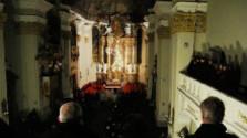 Rímskokatolícka svätá omša z Katedrály Františka Xaverského v Banskej Bystrici