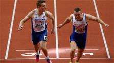 Sprinter Volko earns silver for Slovakia at European Championship