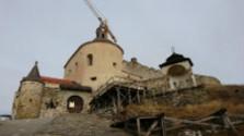 Hrad Krásna Hôrka päť rokov po požiari - 2. časť