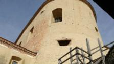 Hrad Krásna Hôrka päť rokov po požiari - 3. časť