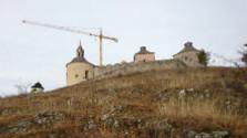 Hrad Krásna Hôrka päť rokov po požiari - 4. časť