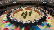 Peter Pellegrini au sommet du Conseil européen