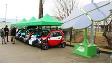 Erste Verkaufsstelle für Elektromobile in der Slowakei
