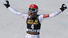 Vlhová Erste in Aspen