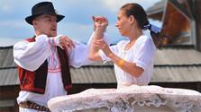 Folklorefestival in Východná