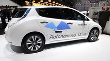 Coming soon: self-driving cars