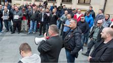 Unzufriedene Taxifahrer planen weitere Proteste
