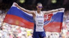 Matej Tóth bude obhajovať zlato v Tokiu