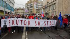Reaktionen auf Antikorruptionsprotest