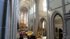Rímskokatolícka svätá omša z Katedrály sv. Alžbety v Košiciach