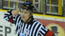 Gestá rozhodcov počas hokeja