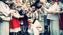Deti - vzácni umelci v speve i hre na ľudových nástrojoch