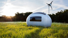 Slovakia's EcoCapsule takes the world by storm