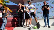 Sagan víťazom bodovacej súťaže