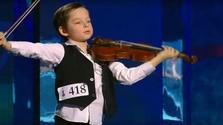 A pozsonyi Paganini – beszélgetés Teo Gertler ifjú hegedűművésszel