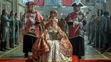 Pozrite sa, ako sa nakrúcala Mária Terézia v Bratislave