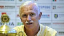Futbalový tréner Jozef Barmoš v Nočnej pyramíde