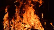 Pálenie jánskych ohňov v Pezinku