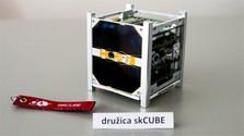 Erster slowakischer Satellit im All