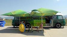 Bus full of films