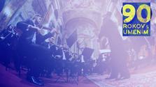 Koncert 90 ROKOV S UMENÍM
