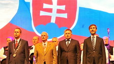 Торжества независимости в Старой Бистрице