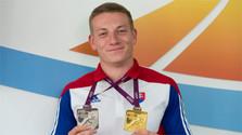 Спринтер Я. Волко стал молодежным чемпионом Европы