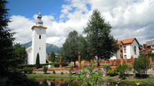 Park horských vodcov a záchranárov Nová Lesná