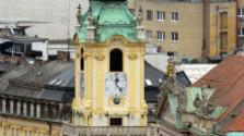 Dominanty: Radničná veža v Bratislave