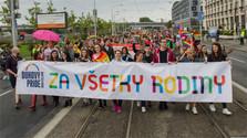 Омбудсмен М.Патакиова: «Словакия до сих пор не признаёт однополые союзы»