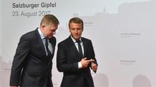 Emmanuel Macron et Robert Fico à l'assaut sur le front des travailleurs détachés, Épisode II