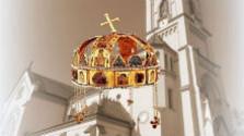Nádszegre látogatott a Szent Korona másolata