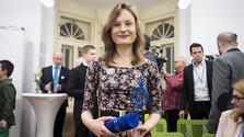 Talentovaná študentka Valentína Sedileková v Ráne na eFeMku