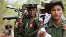 Népirtások folynak Mianmarban