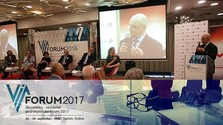 VIA FORUM 2017 Slowakei - Deutschland in Košice