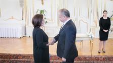 El jefe de Estado ha nombrado Martina Lubyová al frente del Ministerio de Educación