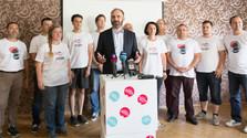 Nouvelle entité politique : Slovaquie progressive